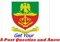 Nigerian Defence Academy (NDA) 2020/2021 [72RC] Application Form for Admission is Out
