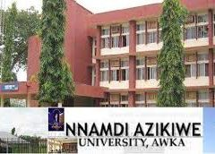 Download PDF: UNIZIK Post UTME Past Questions and Answers