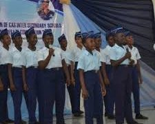 Airforce Secondary School Entrance Exam Past Questions & Answers for JSS1 PDF Download