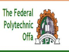 Federal Polytechnic Offa Post UTME Past Questions and Answers | Download PDF