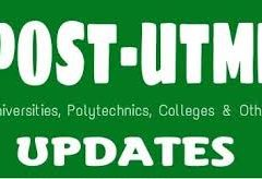 How to Prepare for 2020/2021 Post UTME