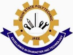 Download PDF: OSPOLY Post UTME Past Questions and Answers