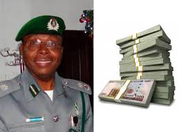 How Much is Nigeria Customs Service Salary