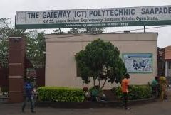Gateway ICT Polytechnic ND Full-Time Post UTME Form 2020/2021 is Out
