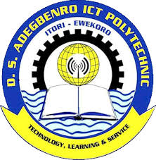 DS Adegbenro ICT Poly Post UTME Past Questions