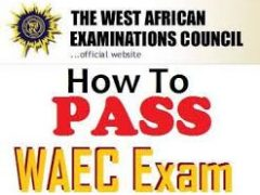 Free WAEC Expo 2020 and How to Pass WAEC in One Sitting