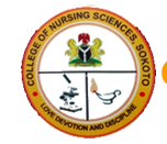 Sokoto State College of Nursing Form